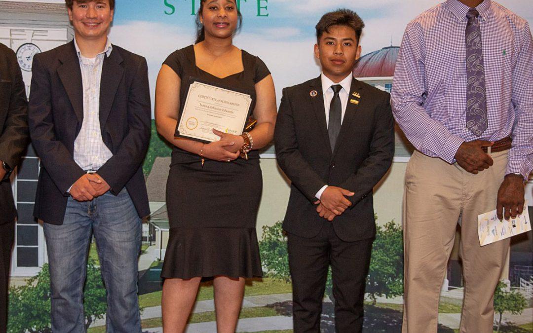Foundation awards 2018 & 2019 scholarships