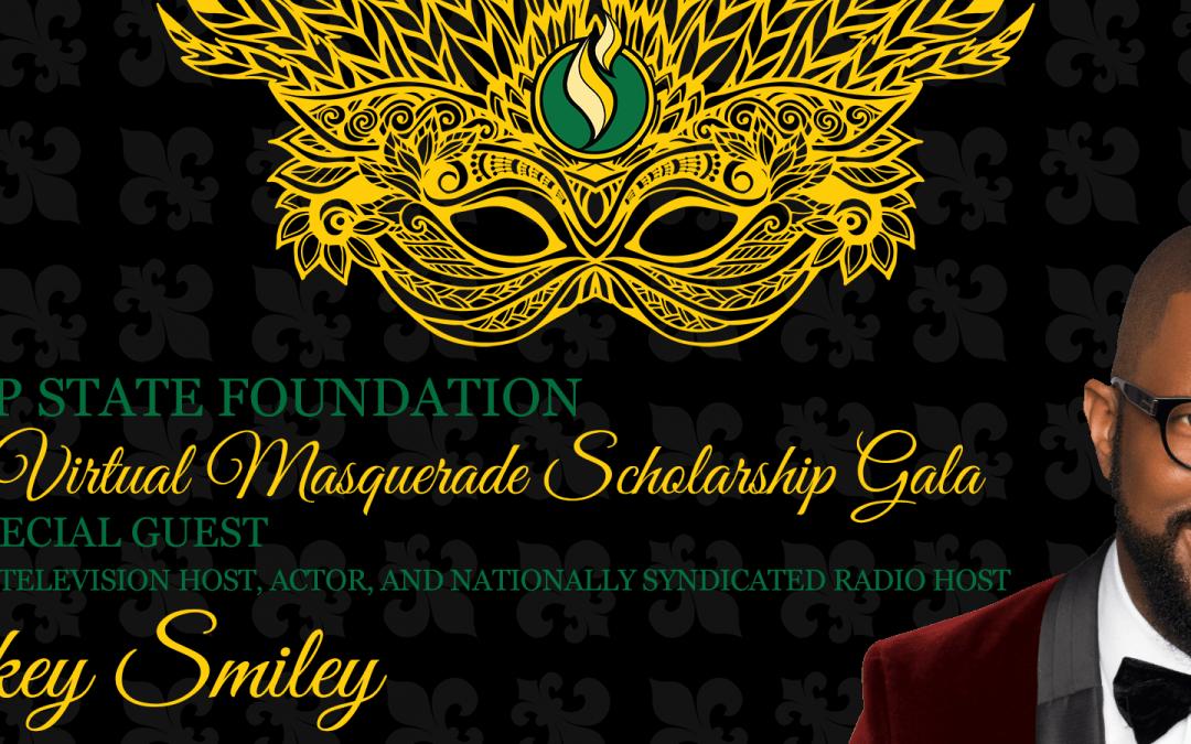 2021 Virtual Masquerade Scholarship Gala