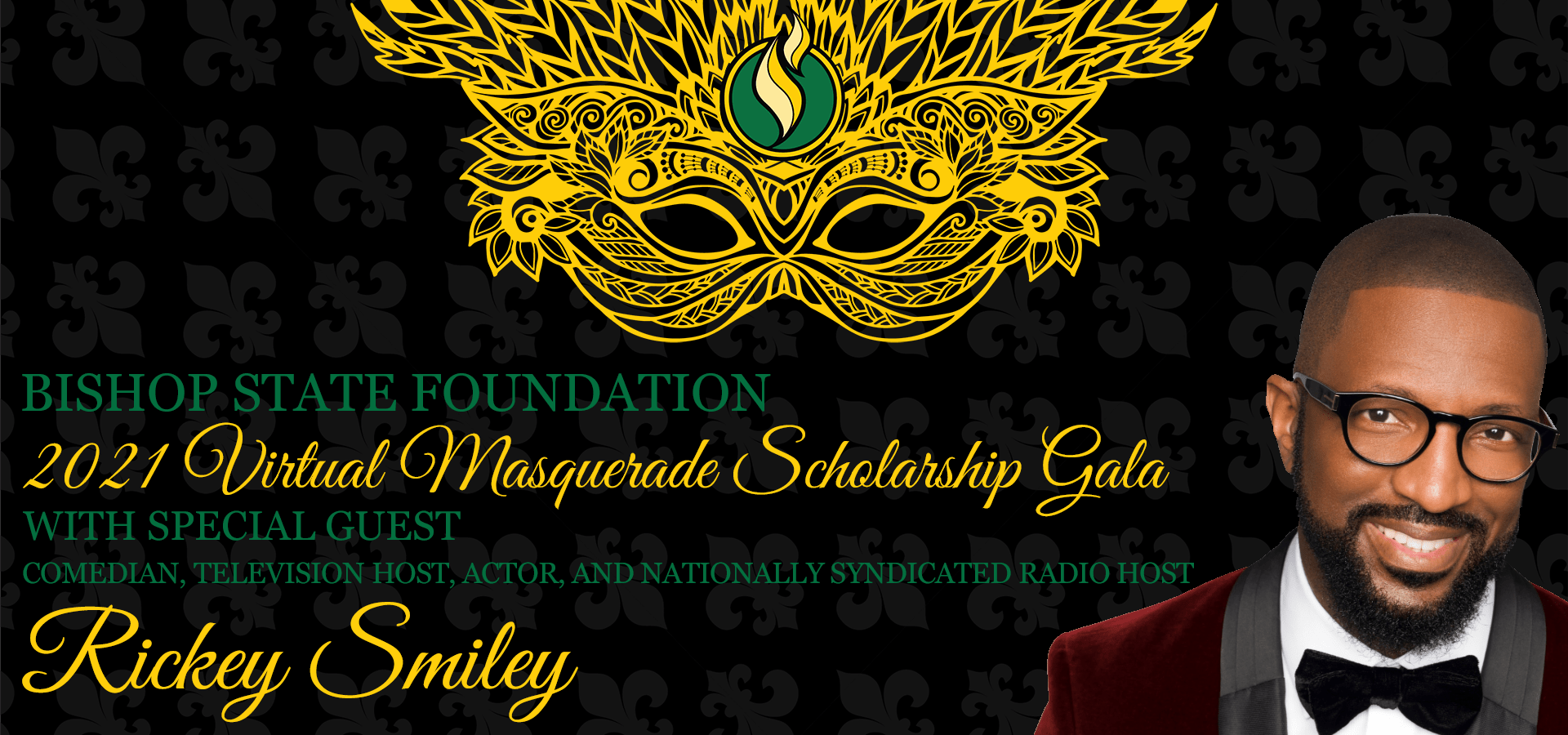 2021 Virtual Masquerade Scholarship Gala - Bishop State Community College