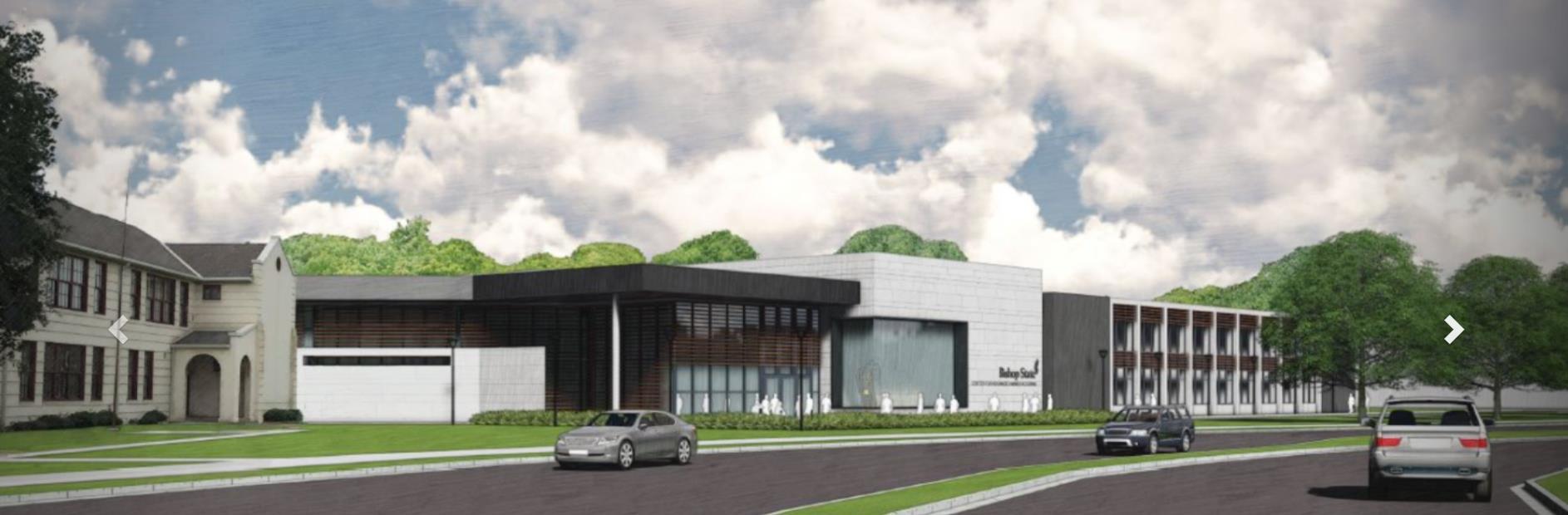 AMC Building - Advanced Manufacturing Center - Bishop State Community College - Bishop State Foundation - Mobile AL