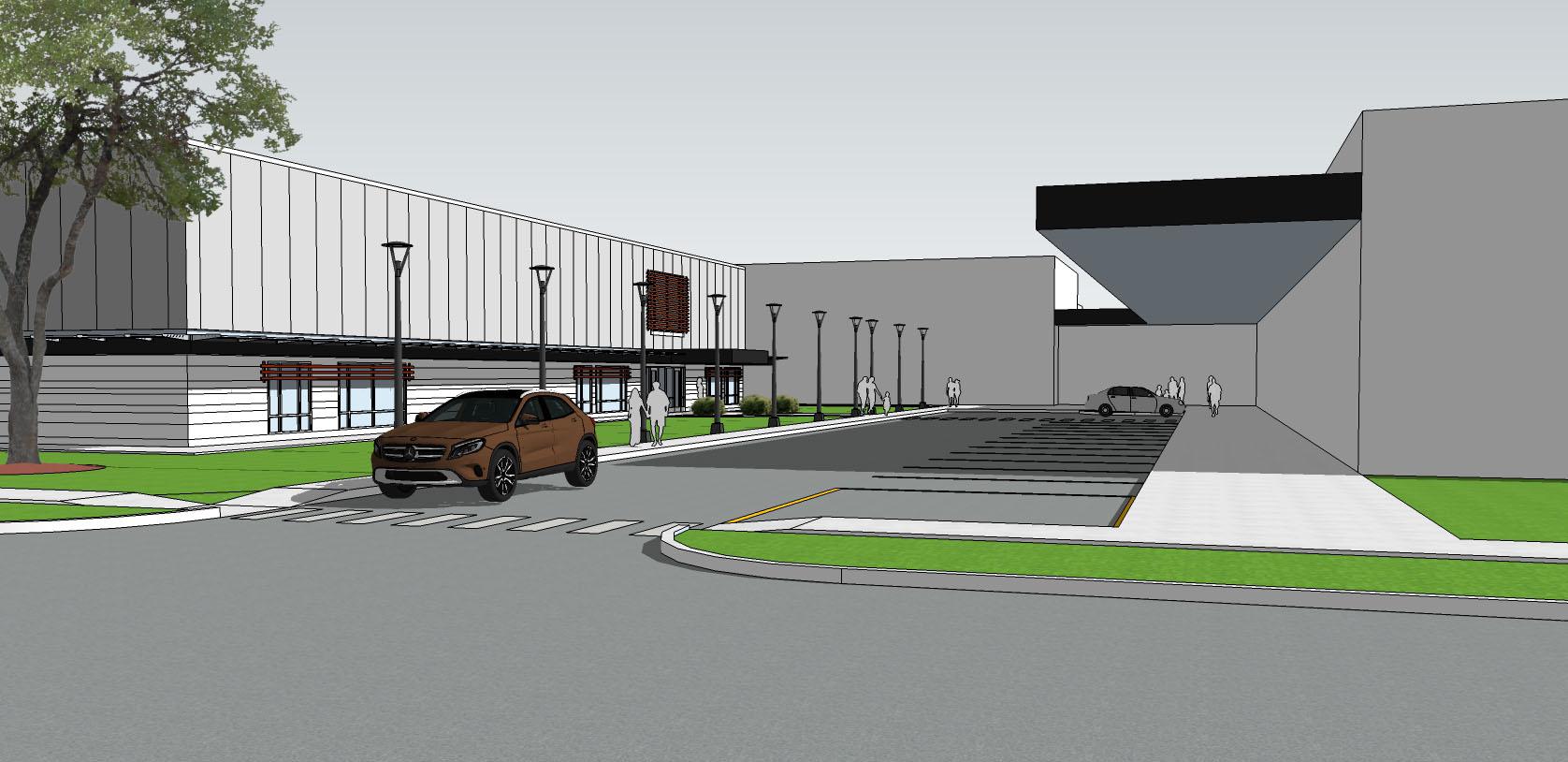 Health Sciences Building - Bishop State Community College - Bishop State Foundation - Mobile AL