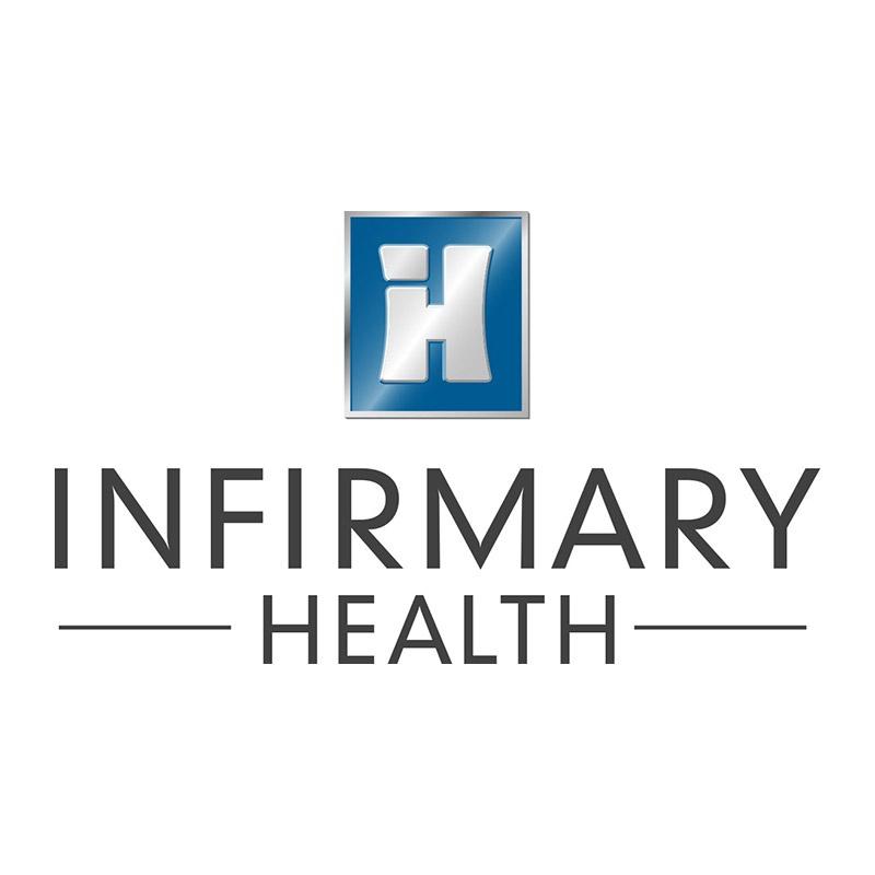 Infirmary Health - 2021 Virtual Masquerade Scholarship Gala Sponsor