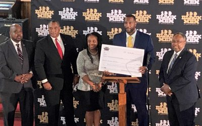 Hancock Whitney Partners with 100 Black Men of Mobile to Create Bishop State Scholarship Fund