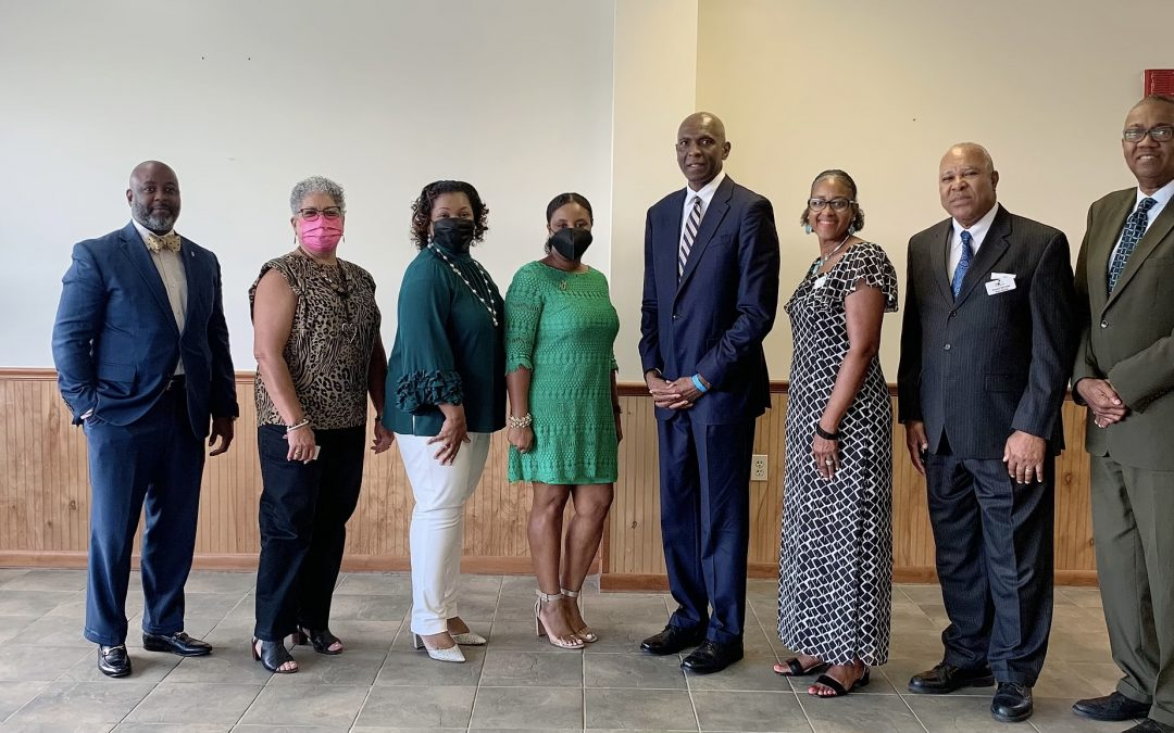 Bishop State Foundation sponsors the Mobile Area Black Chamber of Commerce August General Body Meeting