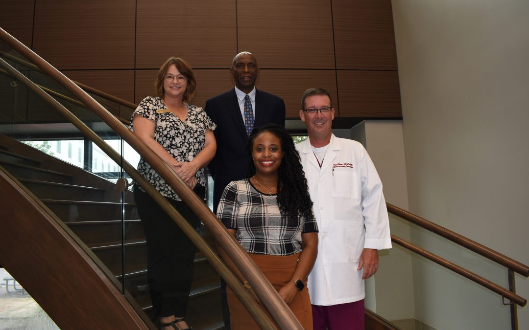 Springhill Medical Center Secures Naming Rights to the Nursing AR Lab!